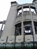 炸弹圆顶广岛日本 免版税库存图片