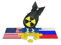 炸弹 免版税库存照片