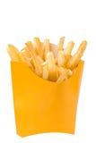 炸薯条全景 库存图片