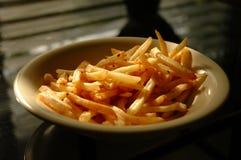 炸薯条 免版税图库摄影