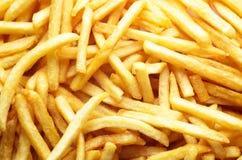 炸薯条 免版税库存照片