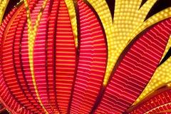 点燃氖 免版税库存图片