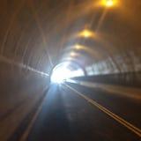 点里士满隧道 免版税库存照片