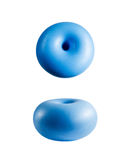 锻炼多福饼fitball 库存图片