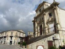 炼狱灵魂的教会  免版税库存照片