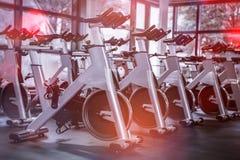 锻炼脚踏车 库存图片