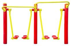 锻炼设备 免版税库存图片