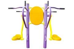 锻炼设备 库存照片