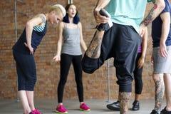 锻炼锻炼健身健康概念 免版税库存图片