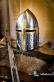 烈士装甲的盔甲 库存照片