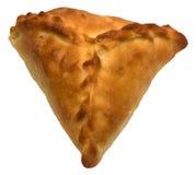 烘烤三角 库存图片