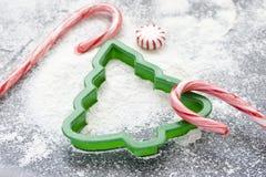 烘烤圣诞节 库存照片