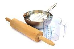烘烤工具 图库摄影