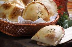 烘烤柔和的淡色彩-一顿巴西快餐 免版税库存图片