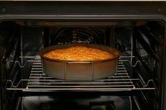 烘烤饼 库存图片