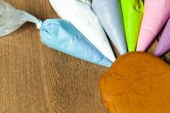 烘烤,在烘烤,样式的凹道 免版税图库摄影