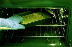 烘烤 库存图片