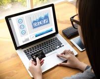 烙记特权的营销零售和企业工作使命C 免版税图库摄影