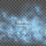 烟传染媒介作用 EPS10 库存照片