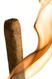 烟和雪茄 免版税库存图片