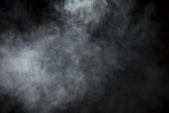 烟和雾 库存图片