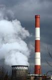 烟囱工厂 库存图片