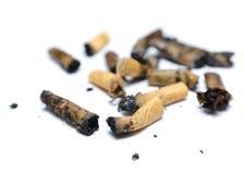 烟头 免版税库存图片