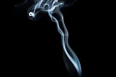 烟漩涡 库存照片