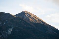烟特勒根,瑞士 库存图片