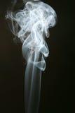 烟白色 免版税图库摄影
