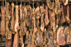 烟肉汉语 库存图片