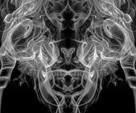 烟-抽象图片 库存图片