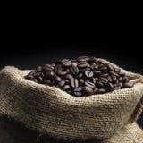烤咖啡豆2 免版税图库摄影