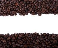 烤咖啡豆 图库摄影