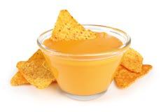 烤干酪辣味玉米片 免版税库存图片