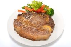 烤牛肉 图库摄影