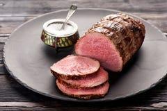 烤牛肉 免版税图库摄影