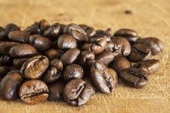 烤的咖啡 免版税库存照片