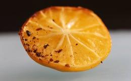 烤的柠檬 库存照片