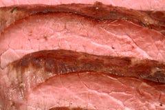烤的牛肉丢失嫩  库存图片