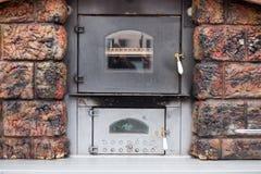 烤箱 免版税库存图片