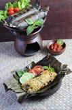 烤米03 免版税图库摄影
