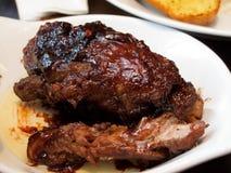 烤肉猪肉 免版税图库摄影