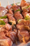烤肉肉 库存图片