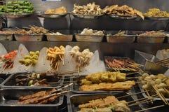 烤肉食物 库存照片