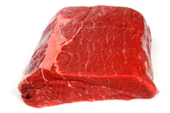 烤肋条肉 库存图片