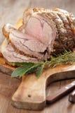 烤肋条肉 图库摄影