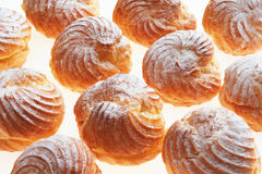 烤饼 免版税库存照片