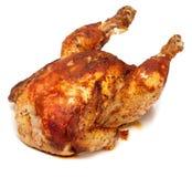 烤鸡 库存图片