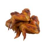 烤鸡 免版税库存照片